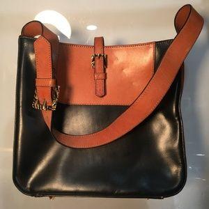 Vintage? Adrienne Vittadini Leather Shoulder Purse